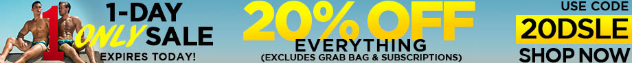 1 Day 20% Off Sale