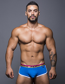 37% Off Show-It RetroPop Tagless Boxer