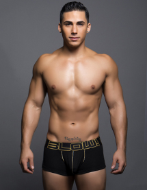 50% Off BLOW! Gilded Tagless Boxer