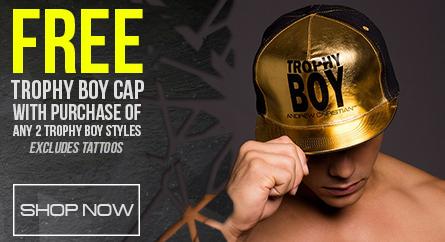 Trophy Boy Promo