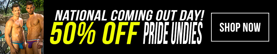 Coming Out Day Sale