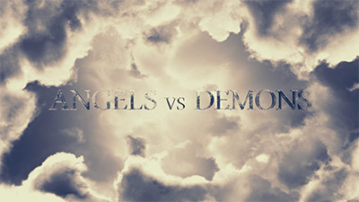 Angels vs Demons Trailer