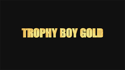 Trophy Boy GOLD