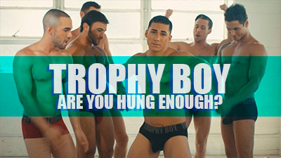 Trophy Boy - Are You Hung Enough?
