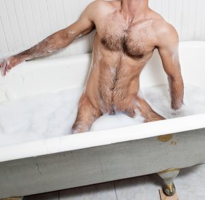 HOT AND STEAMY BOYS IN THE BATH