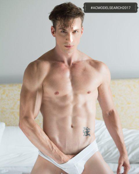 Meet Model Search Contestant: Ian Arcudi